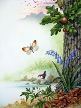 <h5>Cwmiiwyd Nature Reserve</h5><p>Detail</p>