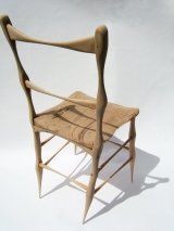 <h5>Thin Chair</h5><p>Carved Chair Size 85cm</p>